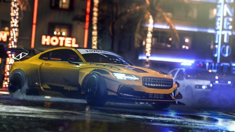 Polestar 1 Hero Car From Need For Speed Heat Game Will Be At