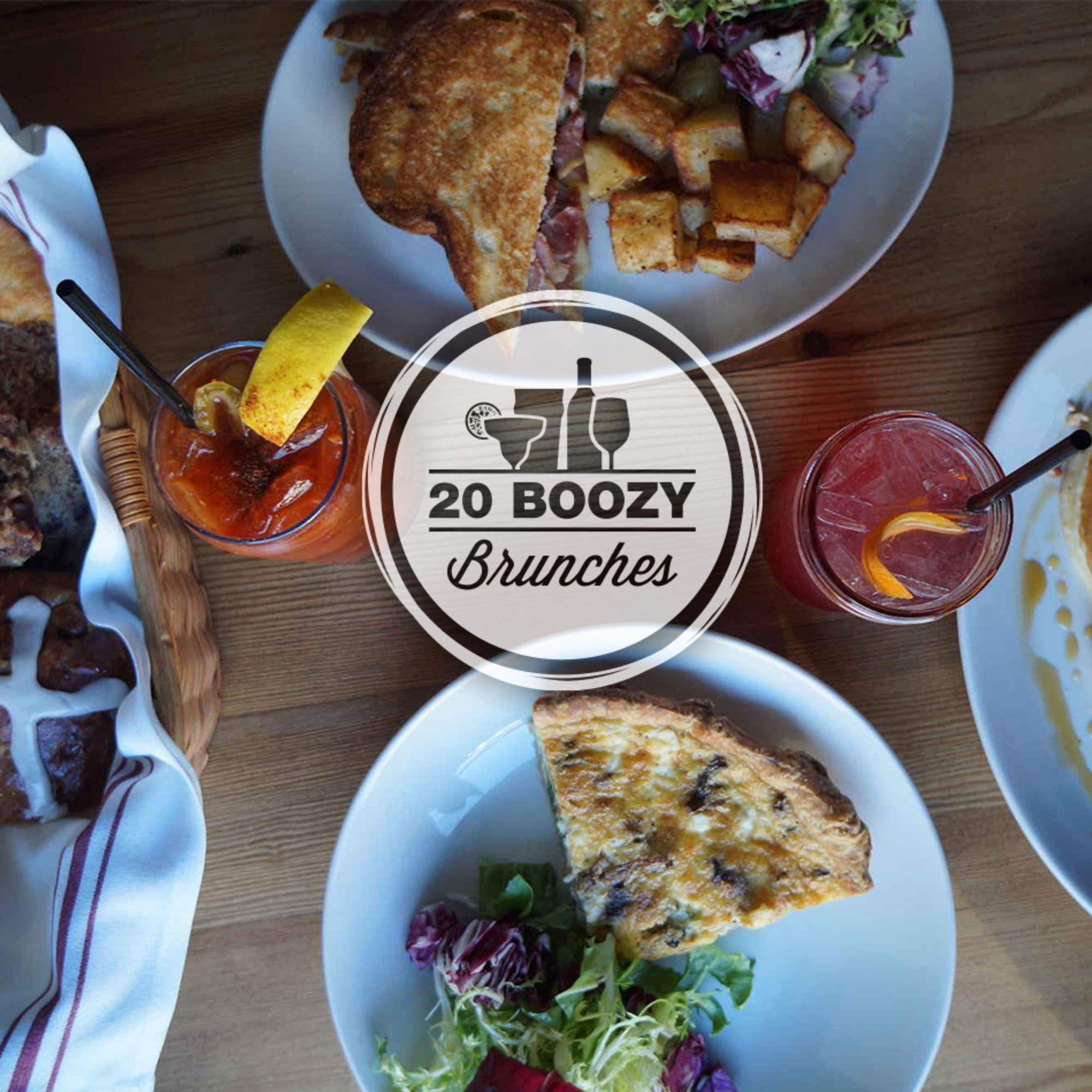 The Best Boozy Brunch Deals In Philly