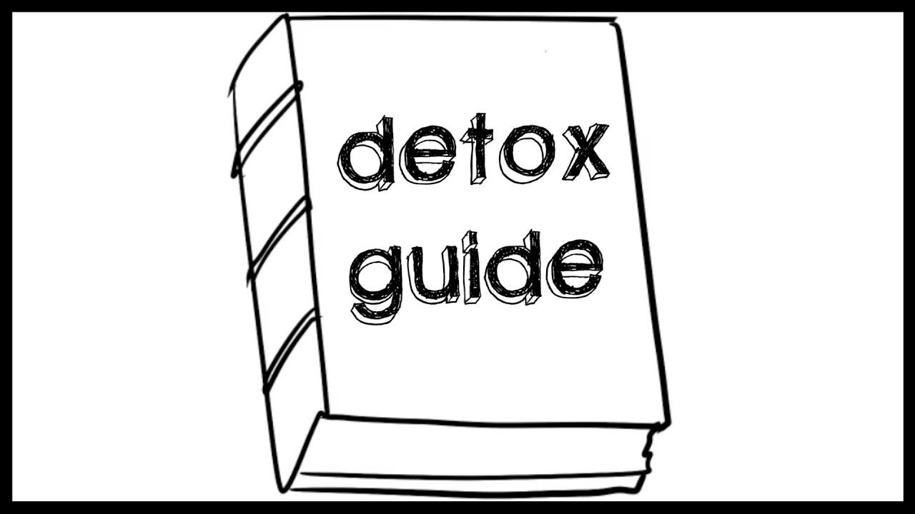 How To Properly Detox Naturally & Effectively (With images