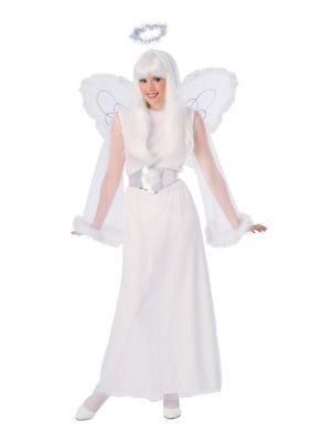 White Angel Halo Innocent Angel White Fairy Halo Headband Fancy Dress Hen Night