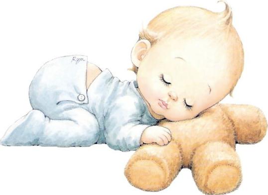 Dibujos De Bebes Tiernos