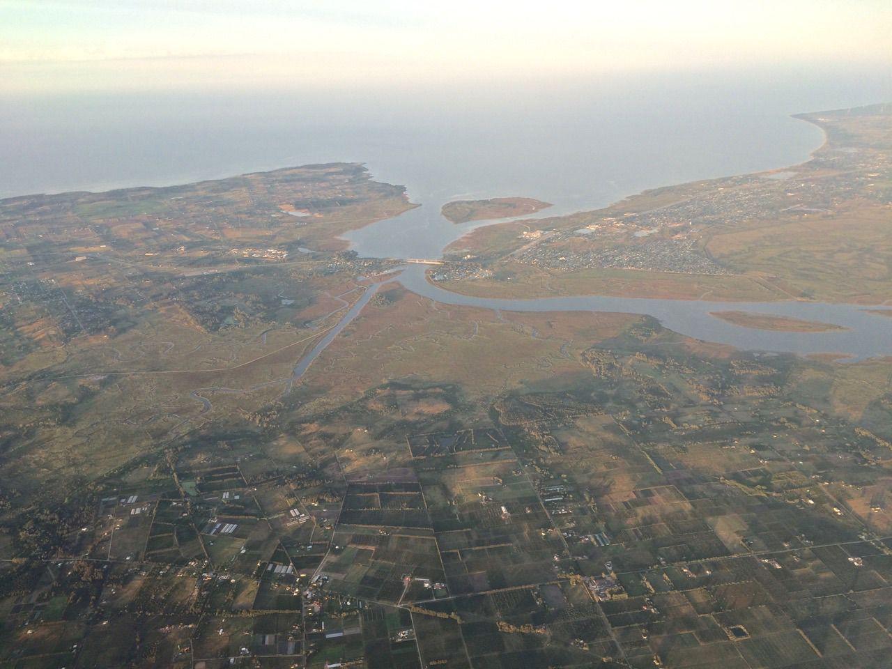 Uruguay From Above Uruguay Aerial Photo Travel