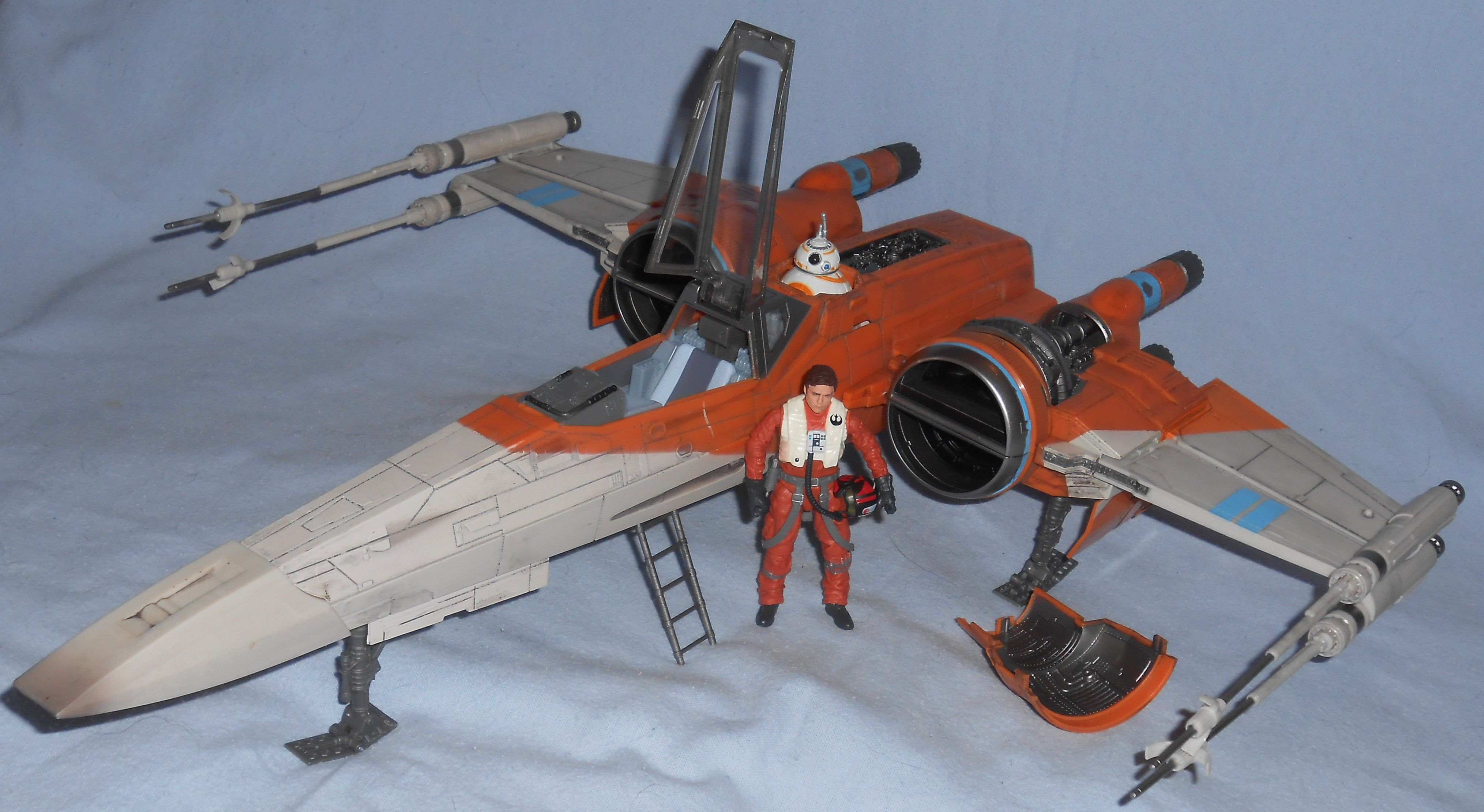 Hasbro Poe S X Wing In 2020 X Wing X Wing Fighter Star Wars Toys