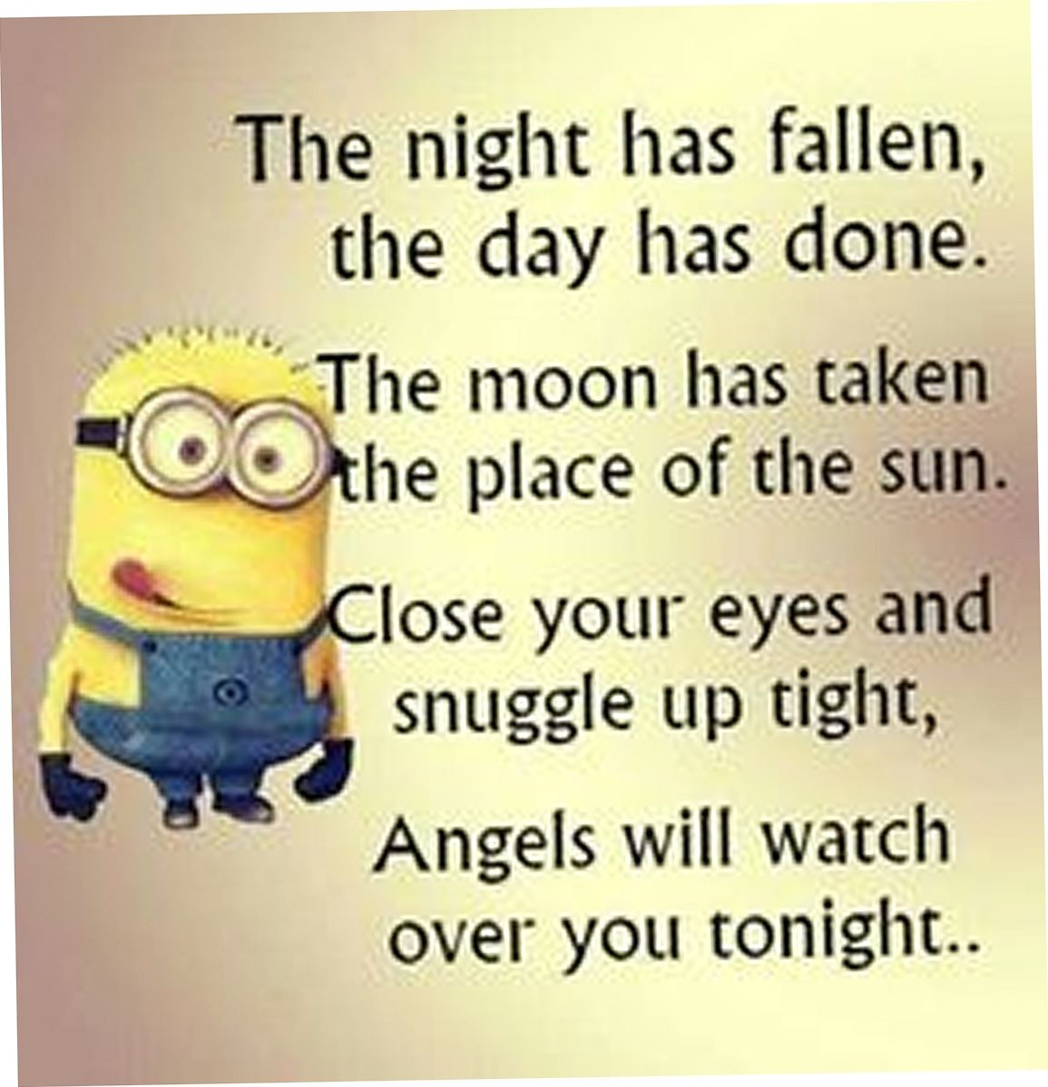 Today Top 30 Minion Quotes Good Night Quotes Minions Funny Minion Quotes