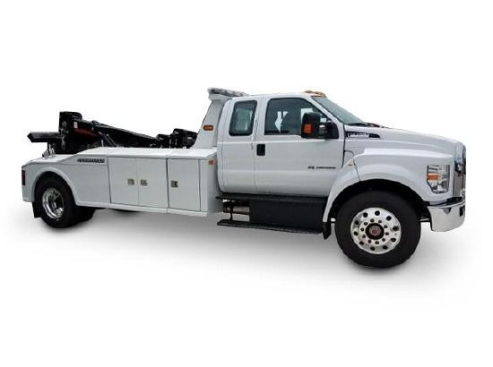 2017 Ford F750 Wrecker Tow Truck Commerce City Co 120579135