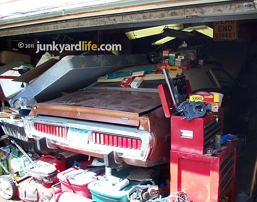 Junkyard Life: Classic Cars, Muscle Cars, Barn finds, Hot rods and ...