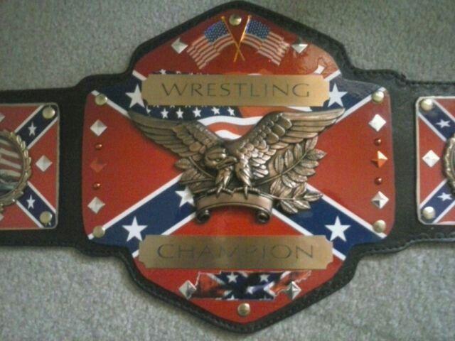 Confederate States Champion Wrestling Wwe Wrestling Pro Wrestling