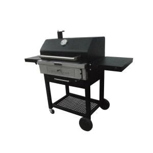 Kitchenaid Cart Style 27 10 In Charcoal Grill 810 0021 At The