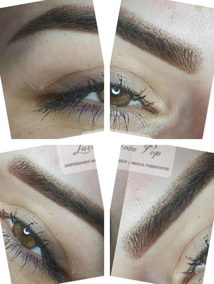 Thread Eyebrow Salon | Shaping Eyebrows With Tweezers ...