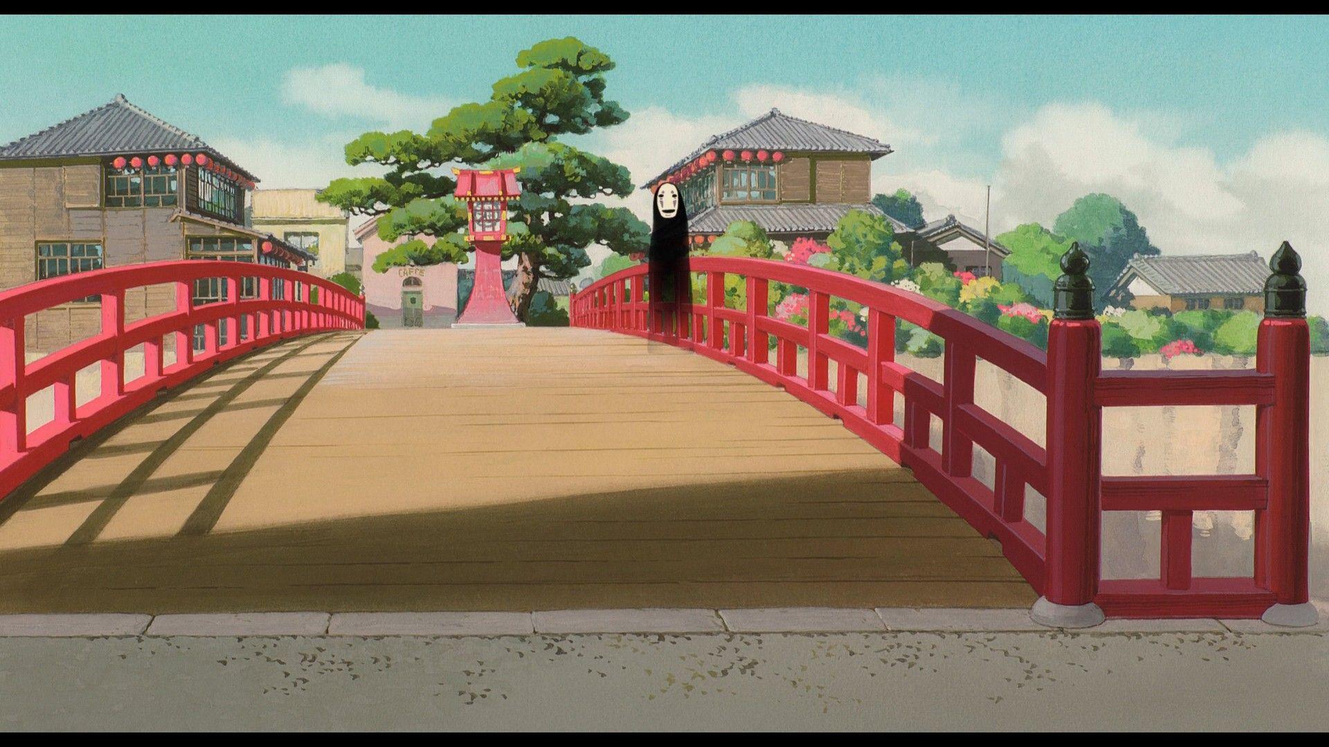 Anime 1920x1080 Studio Ghibli Spirited Away Studio