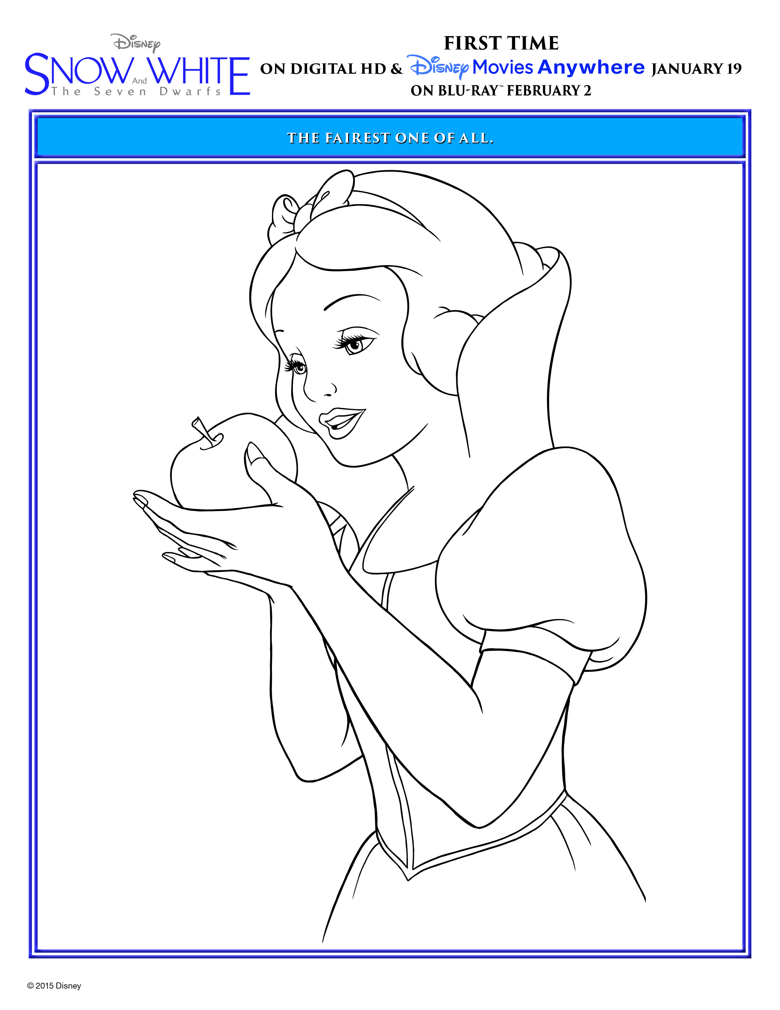 Enchanted fairy tale of a princess Snow White 20 Snow White ... | 3300x2550