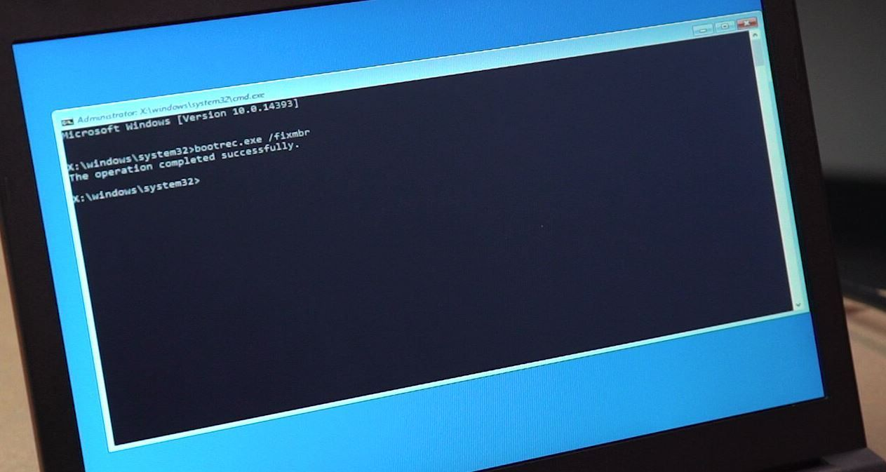 How To Repair Or Rebuild Master Boot Record Mbr On Windows 10 8 1 Windows 10 Windows Repair