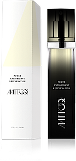 """BeautyStat.com editors review best serum for wrinkles and dark sport 2013: """"MitoQ is 1,000 times stronger than CoQ alone. I'm thirty-six-years-young and want to prevent and preserve, so this is one of my go-to heavy hitters! It prevents fine lines and wrinkles; fades scars, brown spots and discoloration; lightens and brightens; reduces blemishes. This cream feels as if it DISAPPEARS right into my skin, no residue… just a silky finish!"""""""