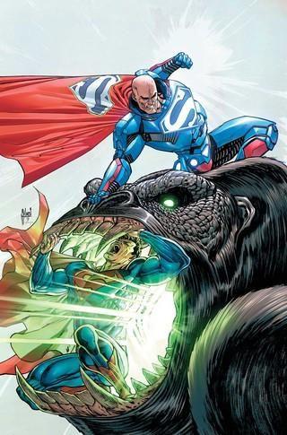 Action Comics 986 Superhero Art Comics Superman Art