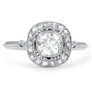 The Lumen Ring #BrilliantEarth #Vintage