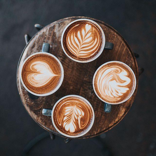 Latte Art Basics Video