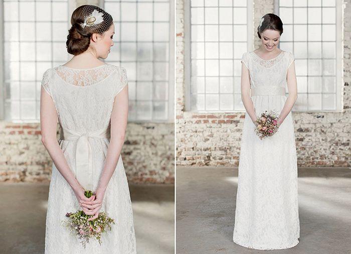 Brautkleid-Vintage-Spitze-15.jpg (700×506) | 20er Jahre Hochzeit ...