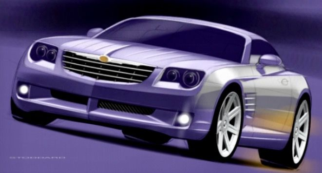 Pin By Cj On Cool Cars Chrysler Crossfire Crossfire Chrysler