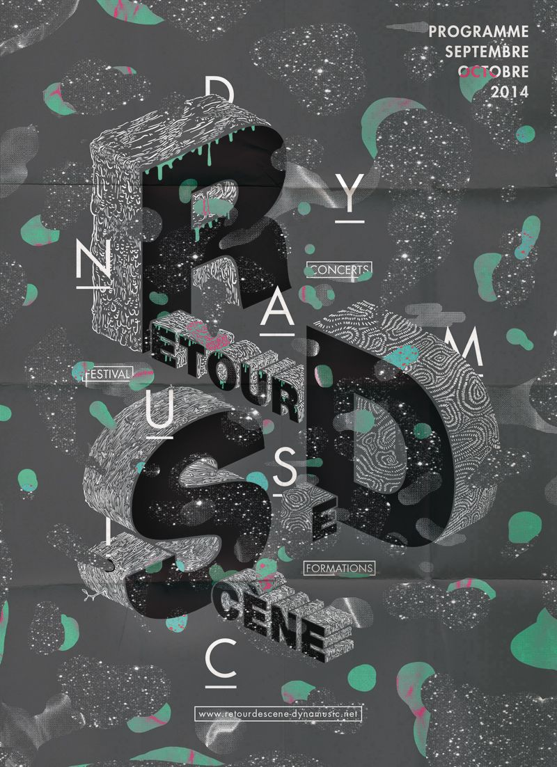 RDS Poster on Behance