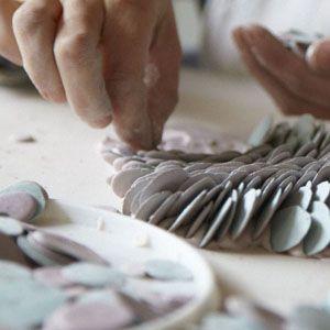 Fenella Elms - Ceramics Artist - Creative process