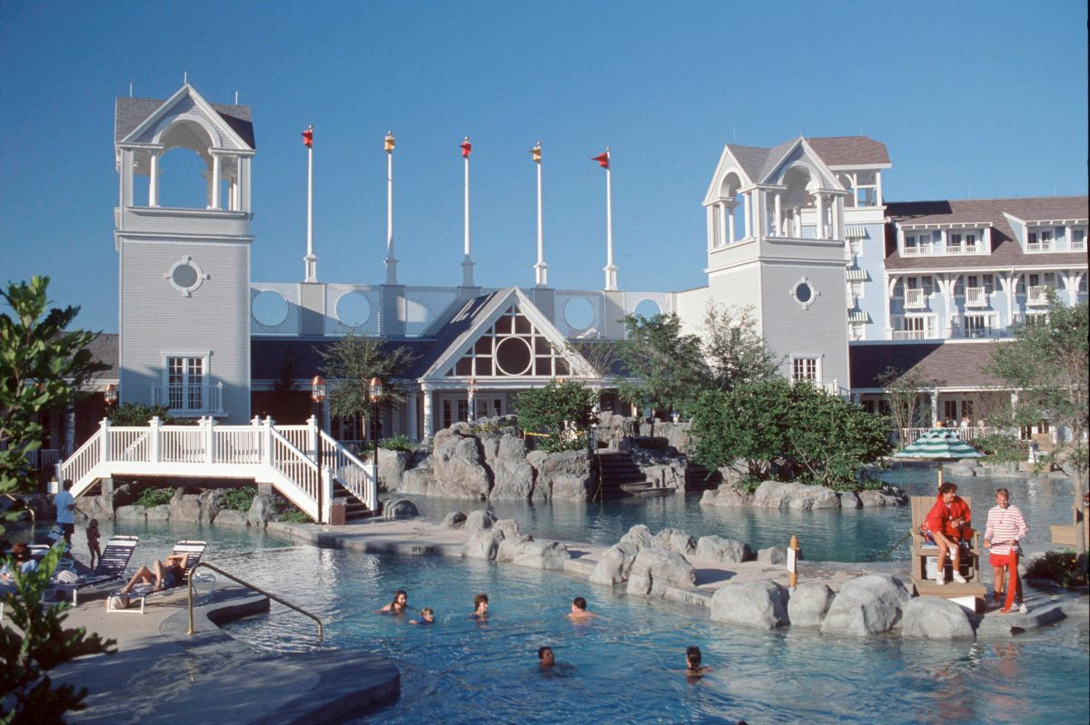 Walt Disney World Resort Hotels Finding The Right Fit By Personality Personally I