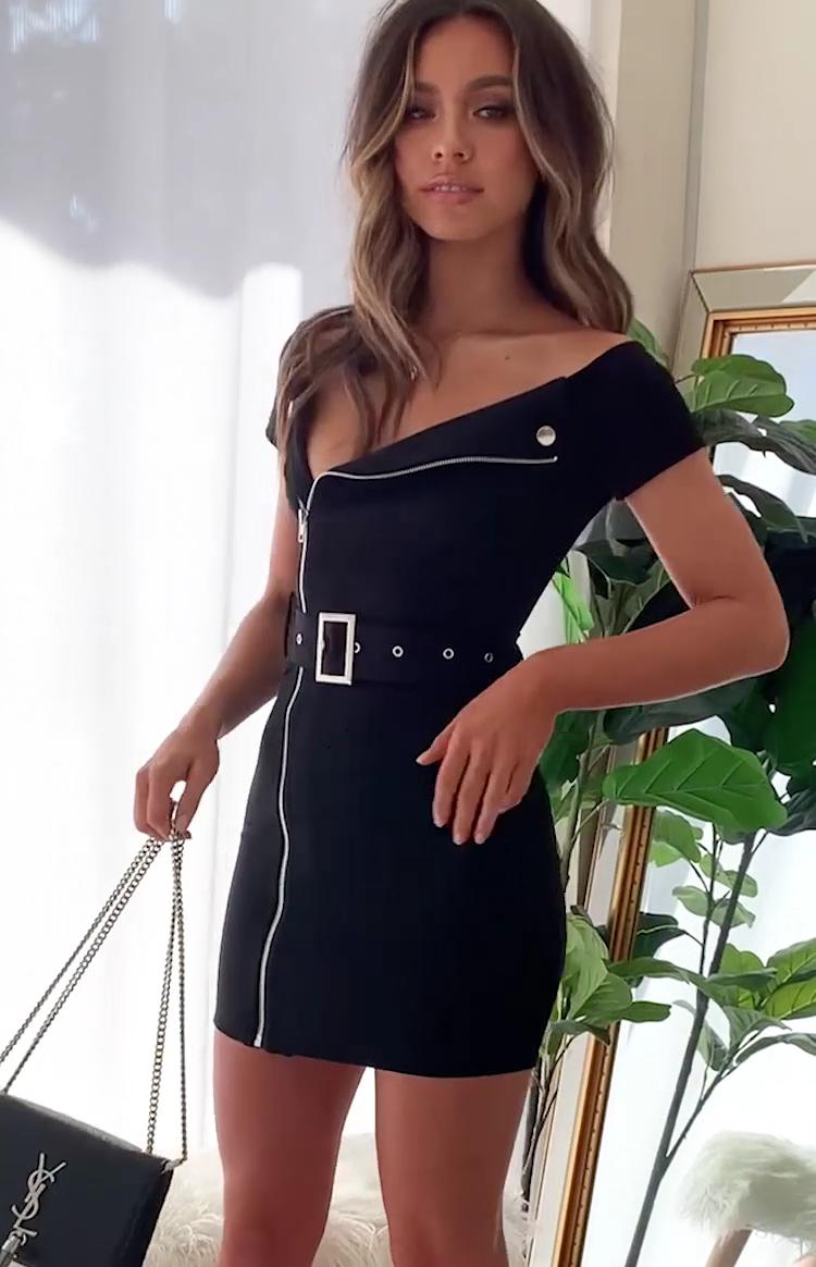 Photo of Roxanne Dress Black