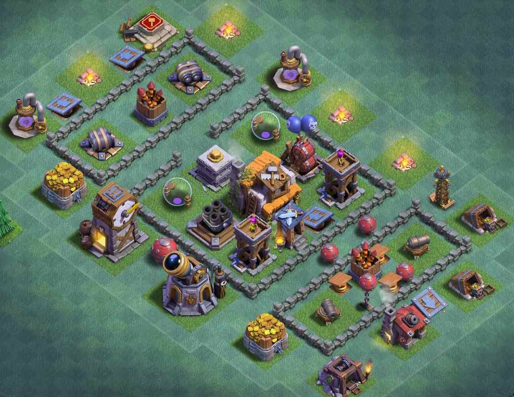 14 Best Builder Hall 5 Base Links 3500 Cups Anti 1 Star Clash Of Clans Game Clash Of Clans Clash Of Clans Levels