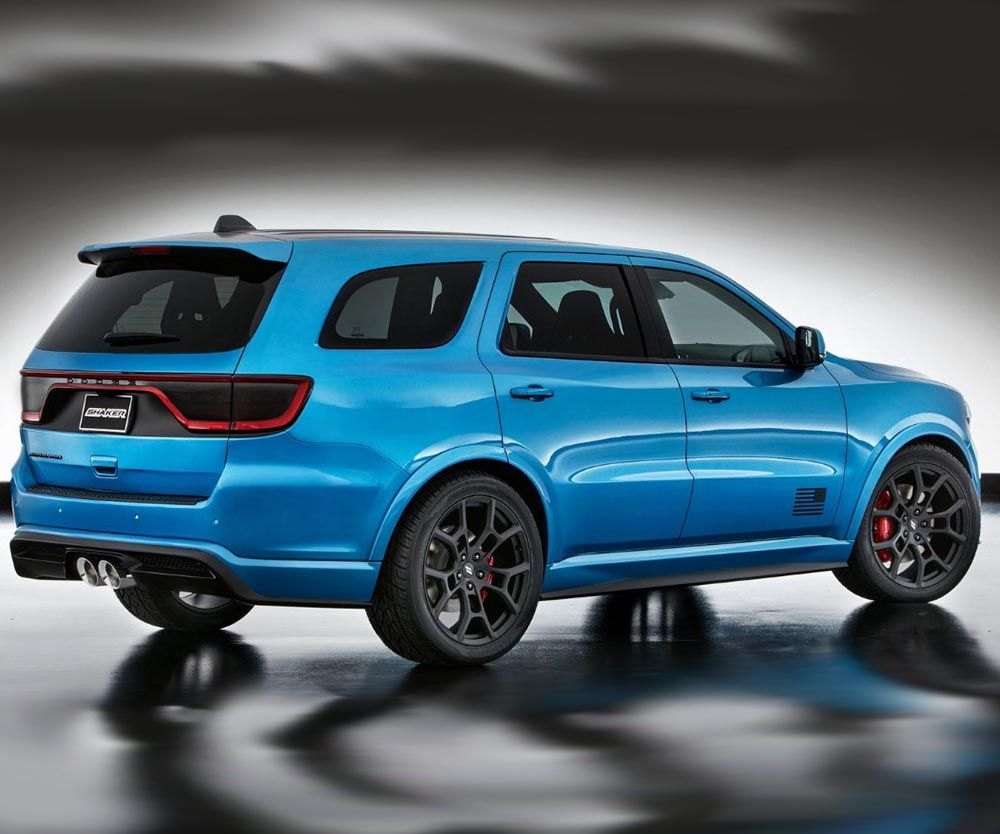 2019 Dodge Durango SRT Price