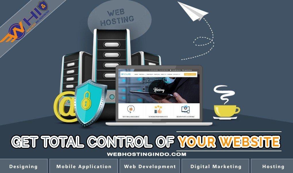 14++ Layanan web hosting terbaik indonesia information