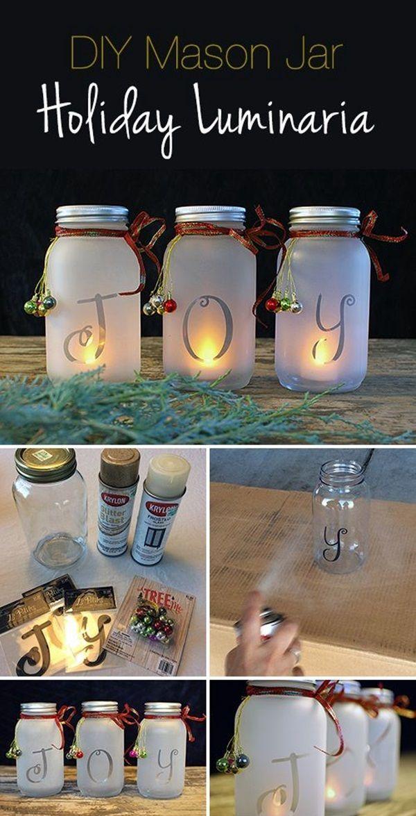 135 Homemade Christmas Gift Ideas to make him say \