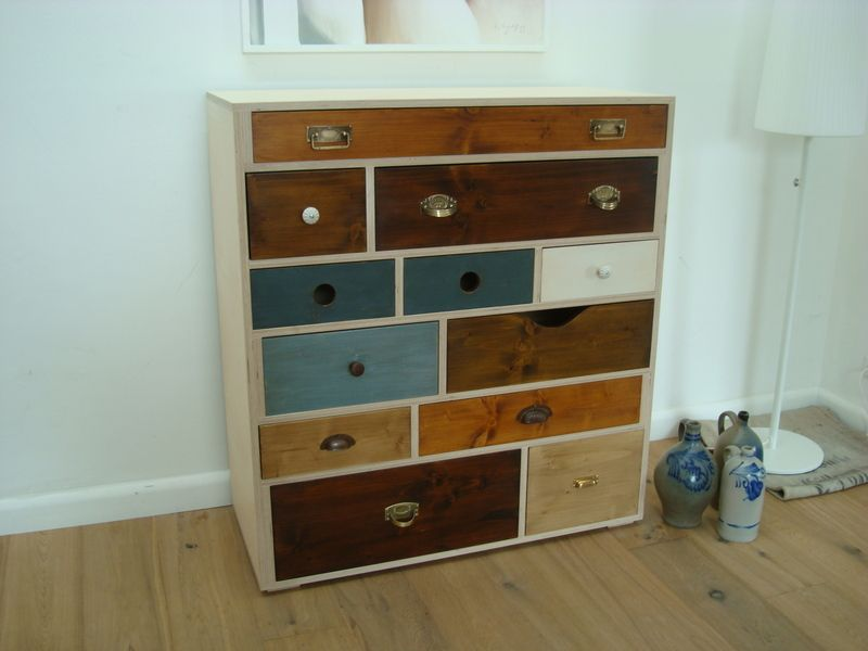 Chest Of Drawers By Old New Style Via Dawanda Com