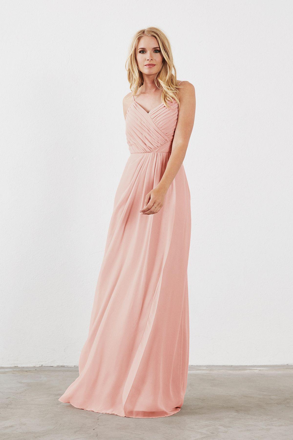 Bonito Vestidos De Dama De Camille Ideas Ornamento Elaboración ...