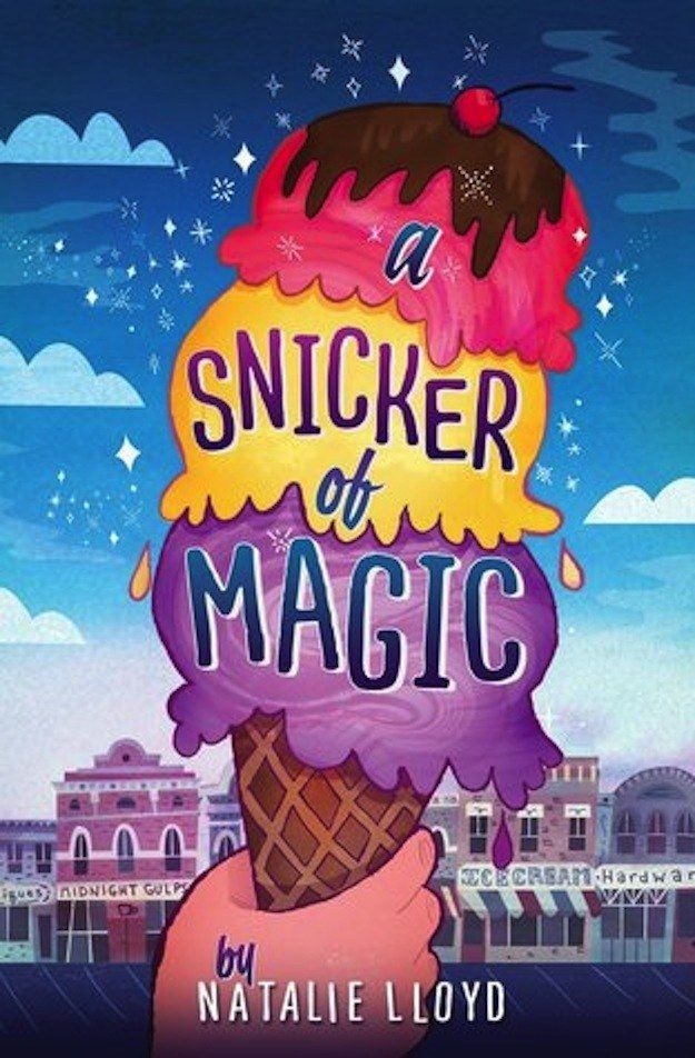 A Snicker of Magic by Natalie Lloyd | Here Are The 9 Books President Obama Bought On Small Business Saturday