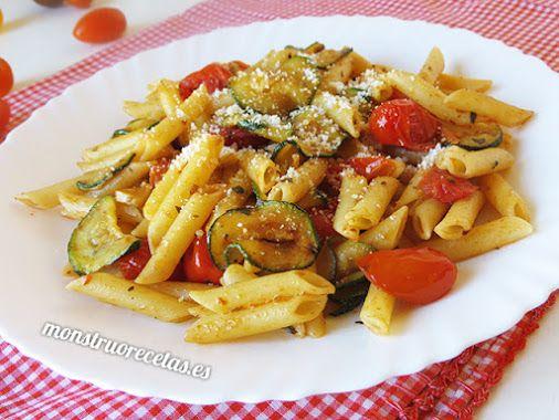 Sign In Macarrones Con Verduras Macarrones Con Tomate Receta Macarrones