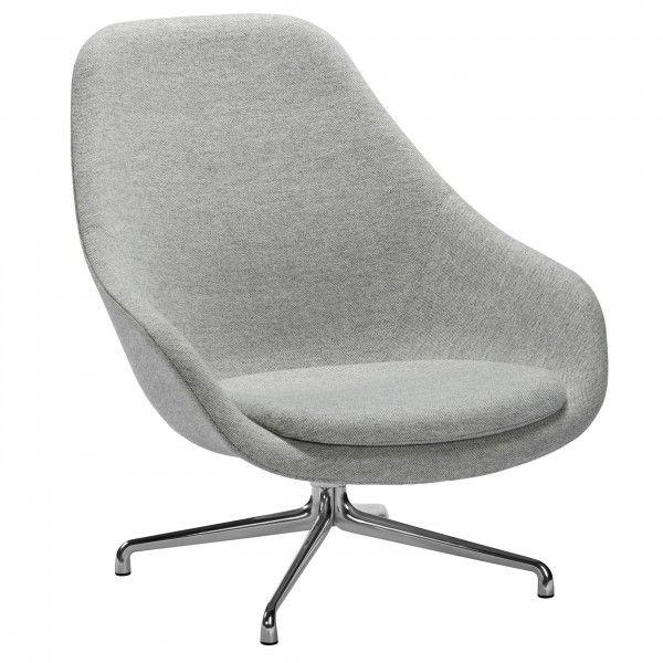Hay About a Lounge Chair High AAL91 stoel | FLINDERS verzendt gratis ...