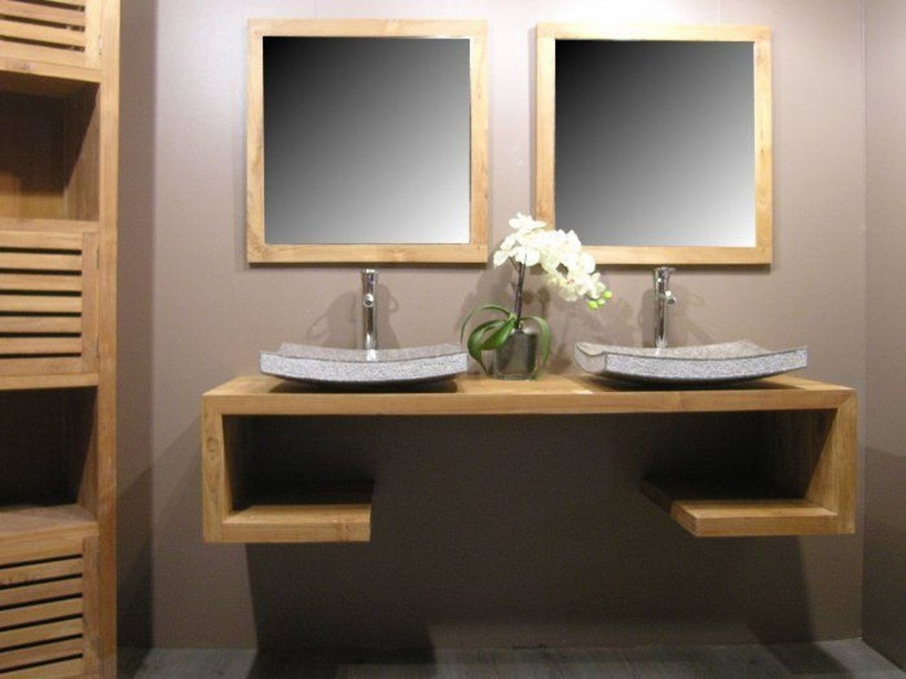 22++ Meuble salle de bain exotique trends