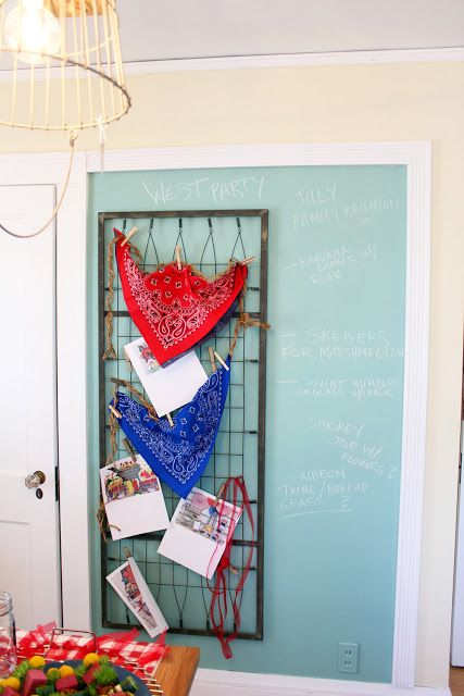 Itsy Bits and Pieces: End of the Tour- The Bachman's 2013 Spring Ideas House...