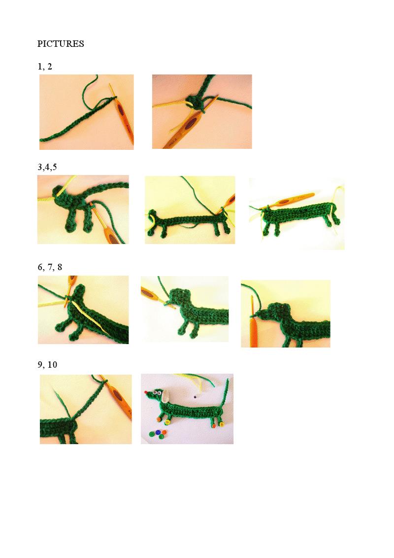 Patrones de Crochet   Projectes de ganxet   Pinterest   Perros ...