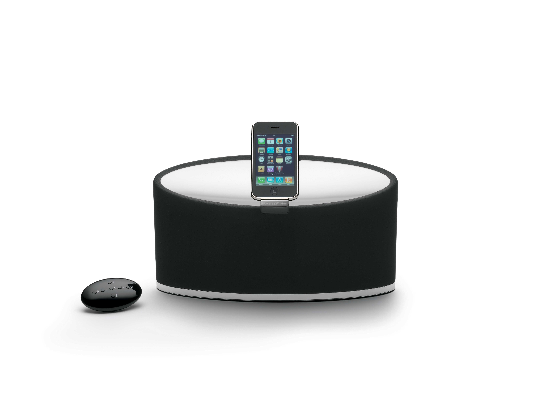 Best iPod speaker dock, still Bowers wilkins
