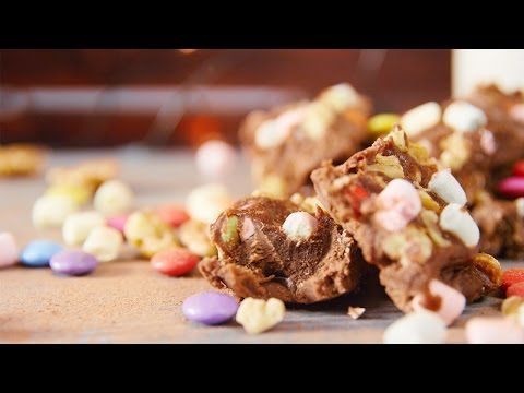 DIY Bounty Pralinen: Schokolade selber machen! - Klein aber Lecker