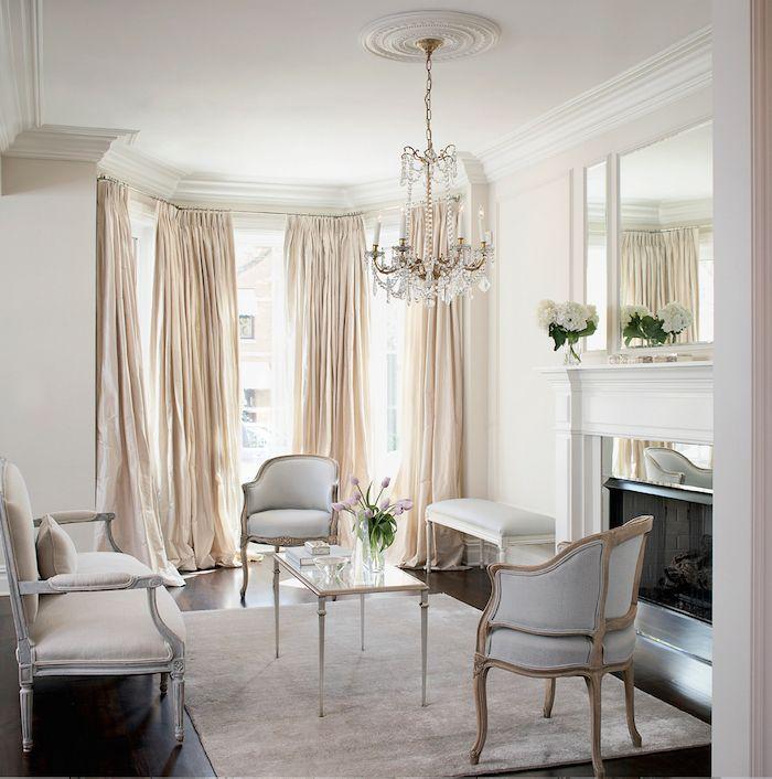 Elegant decor Curtains Pinterest Neutrale farbe, Fenster und Raum - fenster gardinen küche