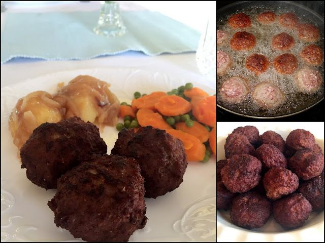 Kotletten ~ meat balls