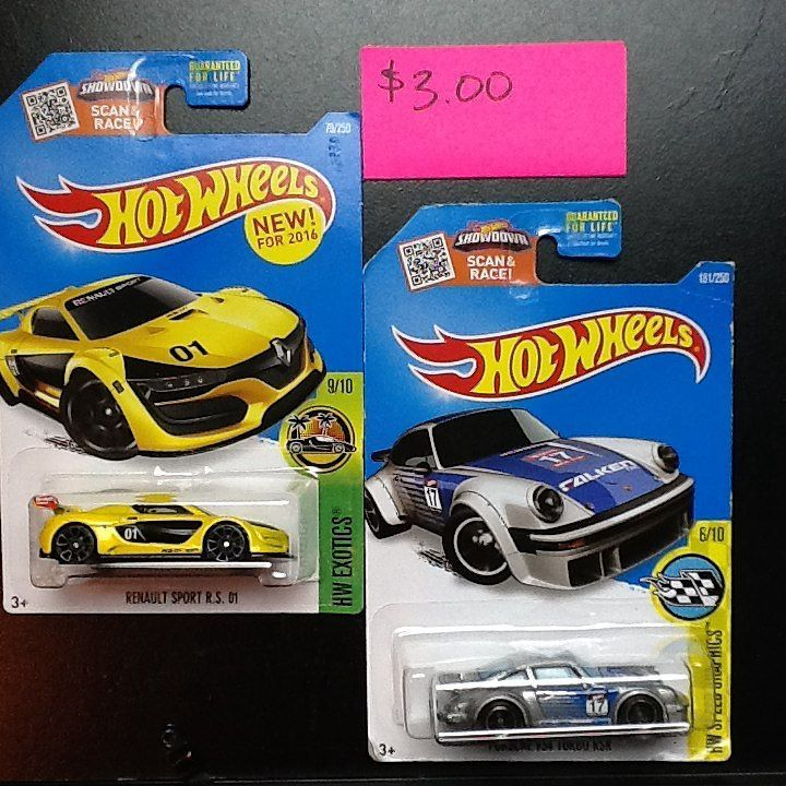 Hot Wheels Cars For Sale 3 00 Exotic Car Lot Price Does Not