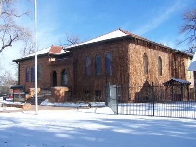 1903 Carnegie Library, Fort Collins Museum, Fort Collins, Colorado