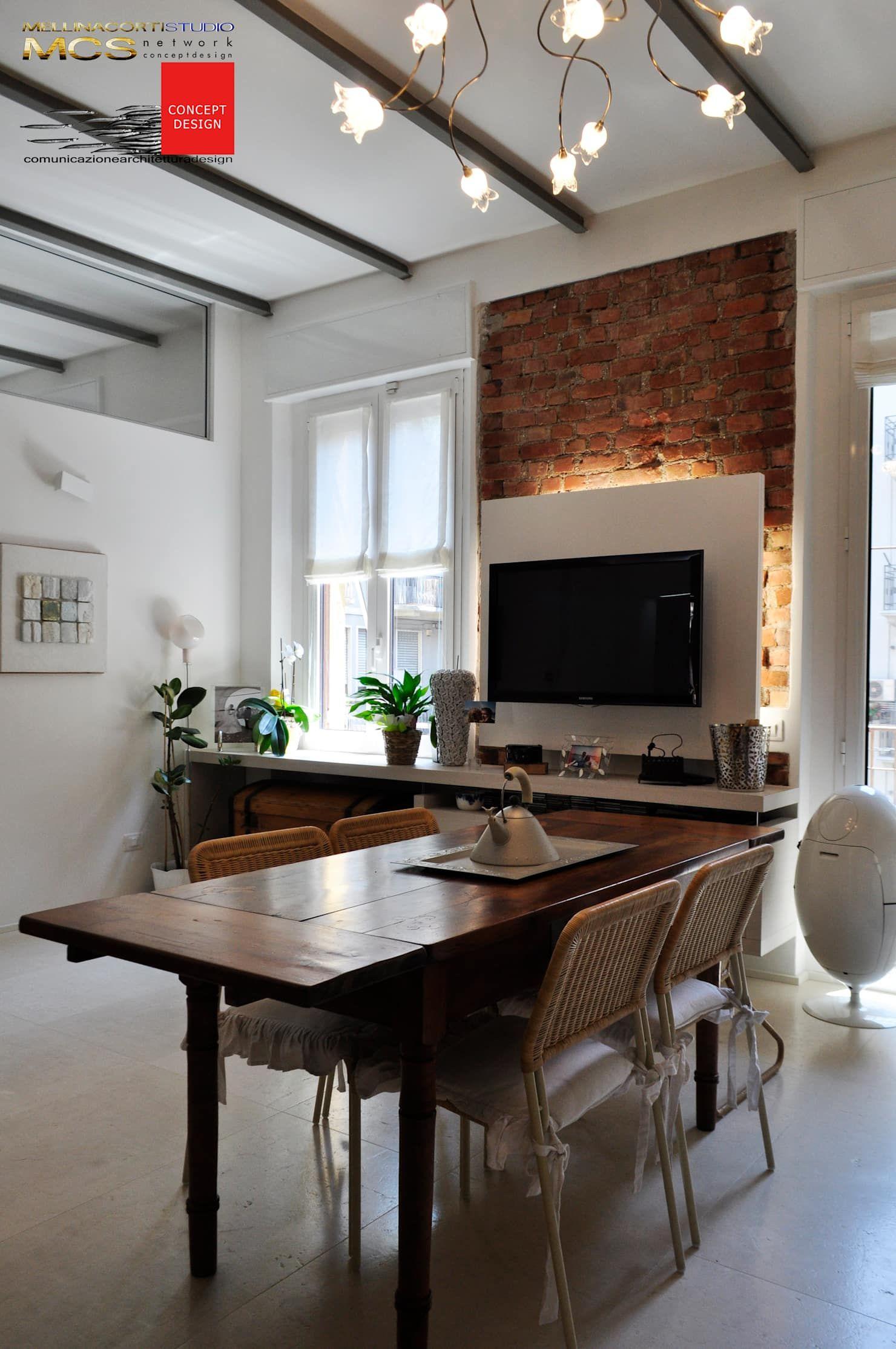 Appartamento privato 14 soggiorno in stile di