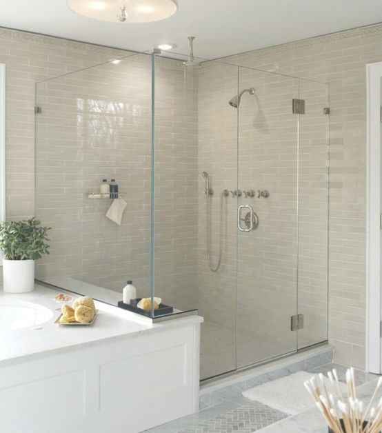 Westchester Master Bath: Taupe Grey And White Love For A Master Bathroom