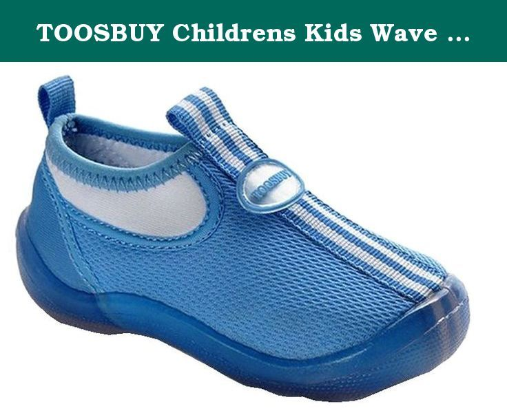 462e87f04d6c TOOSBUY Childrens Kids Wave Water Shoes Pool Beach Aqua  Socks(Toddler Little Kid)