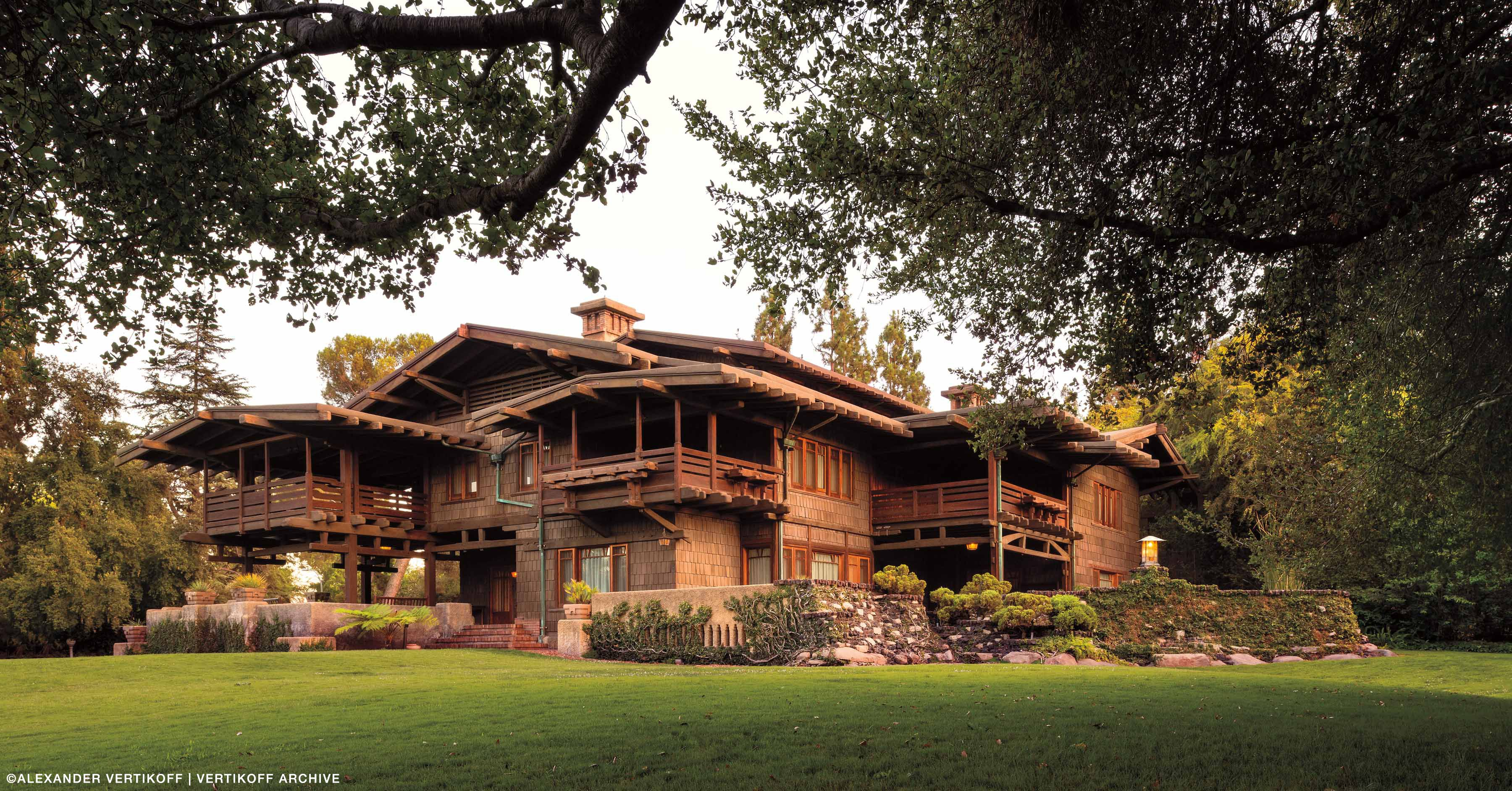 Photo 1 Of 8 In Iconic Perspectives Greene Greene S Gamble House Gamble House Pasadena Gamble House Historic Homes