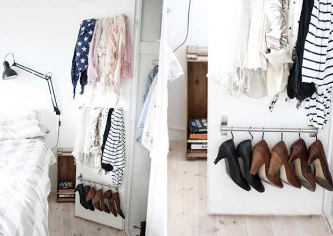 21 Tiny Wardrobe Hacks Thatll Give You LOADS More Space