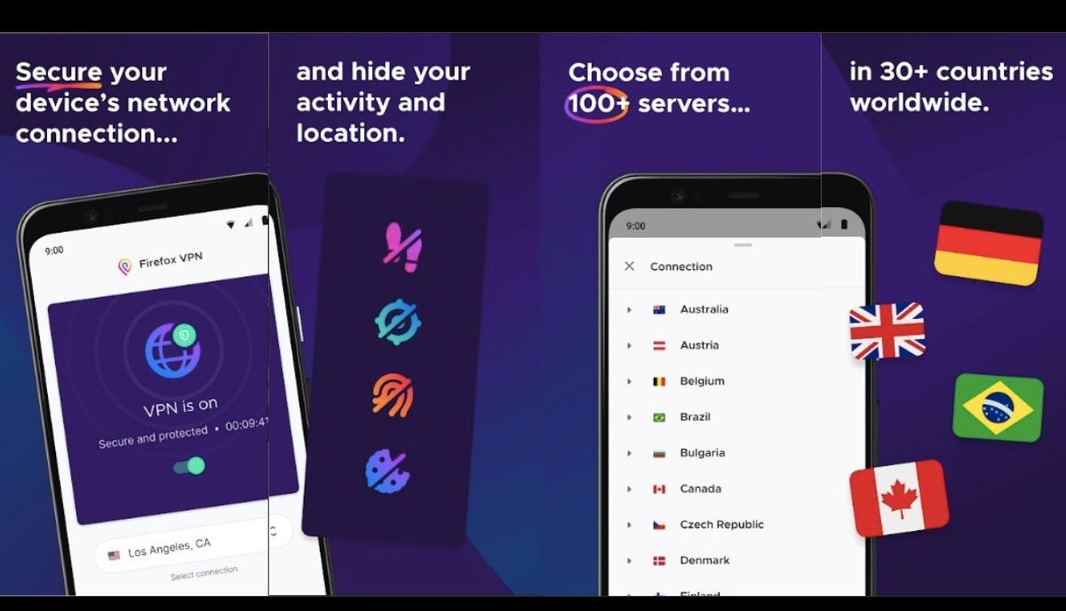 Mozilla Firefox VPN App Released For Android But